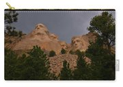Dramatic Rushmore Carry-all Pouch