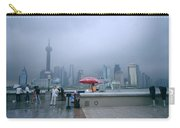 Dramatic Shanghai Carry-all Pouch
