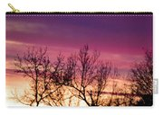 Dramatic Sunrise-l Carry-all Pouch