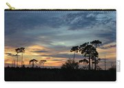 Dramatic Sunset In The Cove Carry-all Pouch