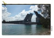 Draw Bridge Open Carry-all Pouch
