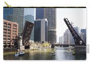 Draw Bridges Of Chicago Carry-all Pouch