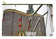Drawbridge And Tower In Enkhuizen-netherlands Carry-all Pouch