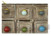 Drawer Knobs Carry-all Pouch
