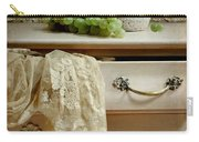 Drawer Of Lace Carry-all Pouch by Diana Angstadt