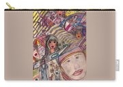 Drawings Carry-all Pouch