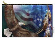 Dream Catcher - Freedom's Flight Carry-all Pouch