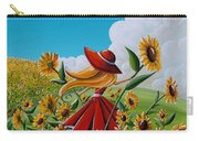 Dream Chaser Carry-all Pouch by Cindy Thornton