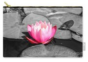 Dream Lily Carry-all Pouch by Mariola Bitner