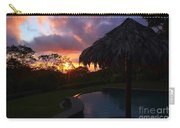 Dream Sunset In Costa Rica Carry-all Pouch