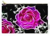 Dream With Roses Carry-all Pouch