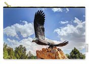 Dream Your Eagle And Fly With Him Carry-all Pouch