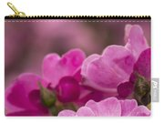 Pink Old Fashioned Rose Carry-all Pouch