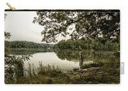 Dreaming Of Fishing At Argyle Lake Carry-all Pouch