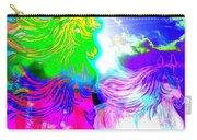 Dreaming Of Rainbow Horses Carry-all Pouch