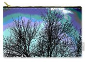 Dreaming Of Spring Through Icy Trees Carry-all Pouch
