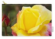 Dream's Come True Rose By Walter Herrit  Carry-all Pouch