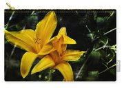 Dreams Of A Day Lily Carry-all Pouch