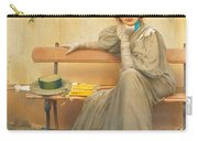 Dreams  Carry-all Pouch by Vittorio Matteo Corcos