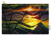 Dreamtime Carry-all Pouch by Linda Sannuti
