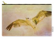 Dreamy Flight Carry-all Pouch by Deborah Benoit