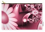 Dreamy Flower Garden Carry-all Pouch
