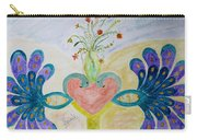 Dreamy Heart Carry-all Pouch