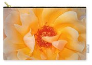 Dreamy Orange Rose Carry-all Pouch