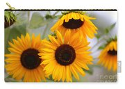 Dreamy Sunflower Day Carry-all Pouch