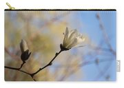 Dreamy Wild Magnolia In The Forest Carry-all Pouch