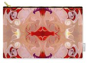 Drenched In Awareness Abstract Healing Artwork By Omaste Witkows Carry-all Pouch