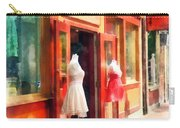 Dress Shop Fells Point Md Carry-all Pouch
