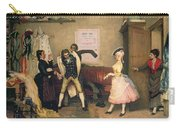Dressing For The Masquerade Carry-all Pouch