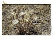Dried Flowers Carry-all Pouch