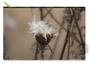 Dried Milk Thistle  Carry-all Pouch