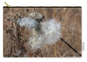 Dried Milk Weed  Carry-all Pouch