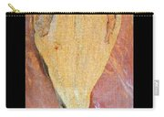 Dried Salted Codfish Front Carry-all Pouch