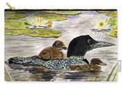 Drifting Among The Waterlilies Carry-all Pouch