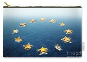 Drifting Europe Carry-all Pouch by Carlos Caetano
