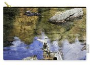 Driftwood And Reflections Carry-all Pouch