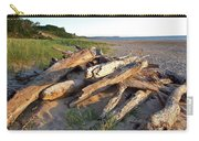 Driftwood At Sunset Carry-all Pouch