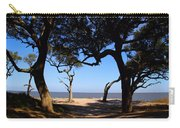 Driftwood Beach Pathway Carry-all Pouch