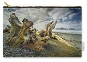 Driftwood On Rialto Beach Carry-all Pouch