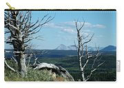 Gnarled Trees And Divide Mountain Carry-all Pouch