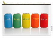 Drink Cans Carry-all Pouch