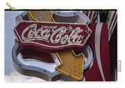 Drink Coca Cola Sign Carry-all Pouch