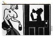 Drinking, C1925 Carry-all Pouch