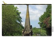 Drinking Fountain - Bakewell Carry-all Pouch