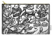 Drinking Party, 1516 Carry-all Pouch