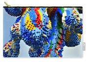 Dripping Lego Paint Carry-all Pouch